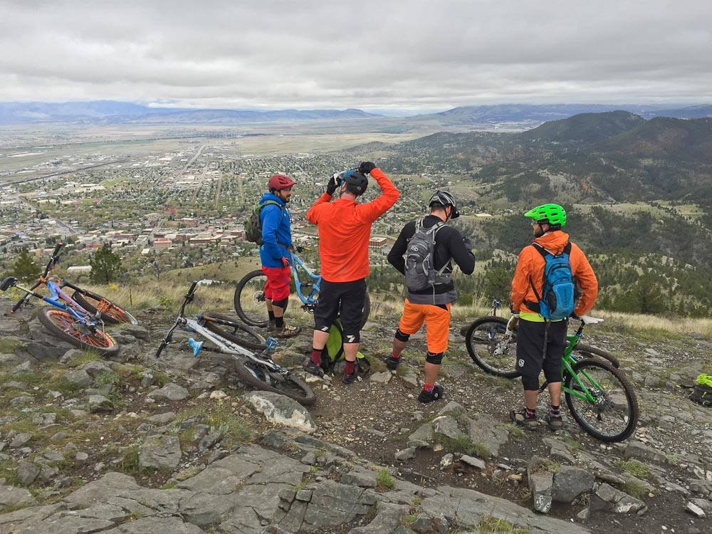 montana mountain biking The whitefish bike retreat is a unique destination where a touring cyclist can find support and rest, a mountain biker can find challenging new terrain to explore, a family can vacation and try out the scenic trails in and around the whitefish area.