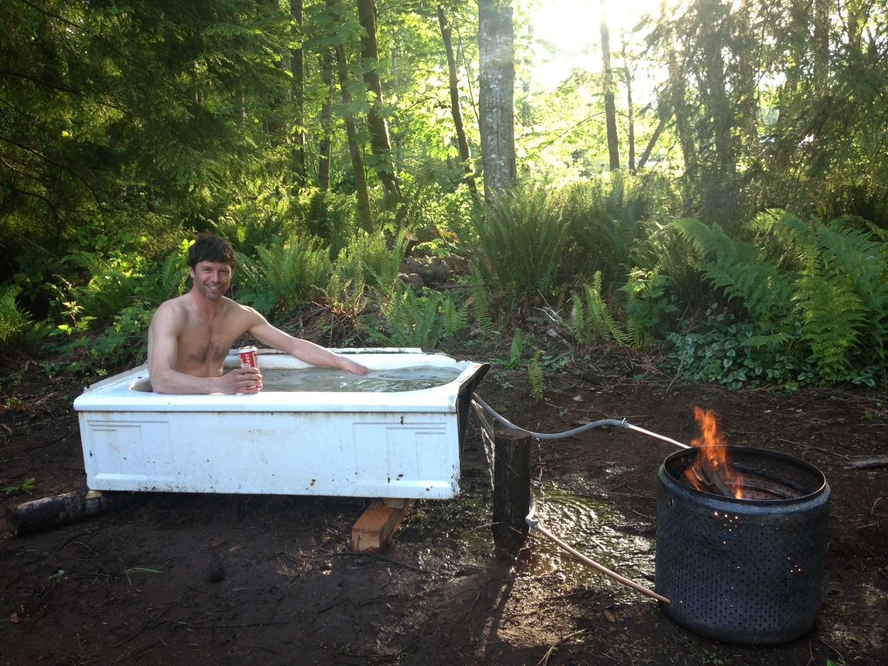 Building a Backcountry Hot Tub | Teton Gravity Research