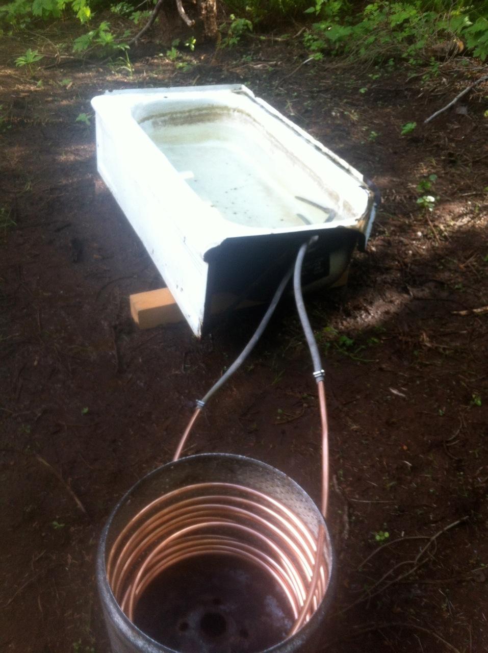 Building A Backcountry Hot Tub Teton Gravity Research