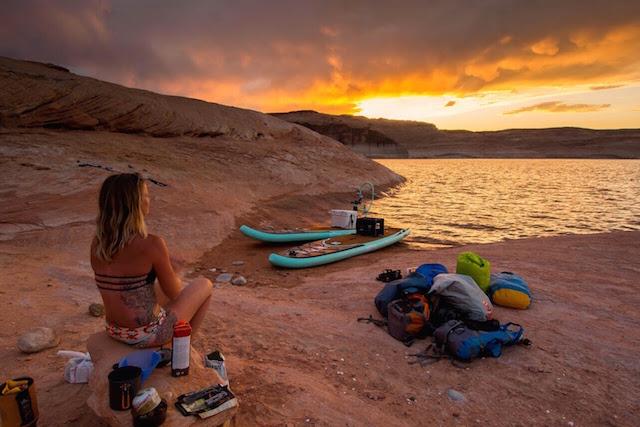 Utah's 5 Best Destinations for SUP Paddleboarding | Teton Gravity