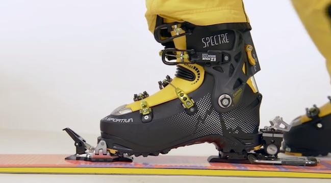La Sportiva Spectre Ski Touring Boot Teton Tested