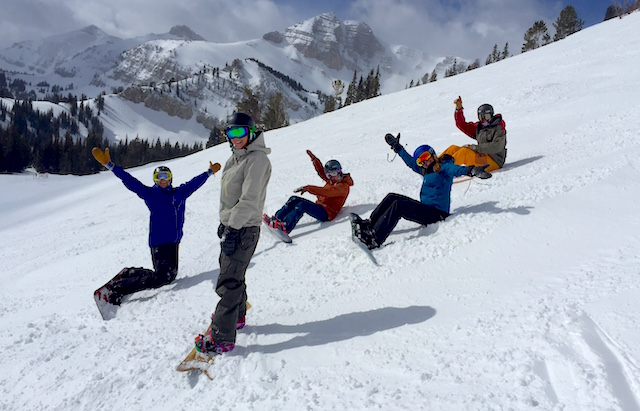 the three and a half types of fun explained teton gravity research