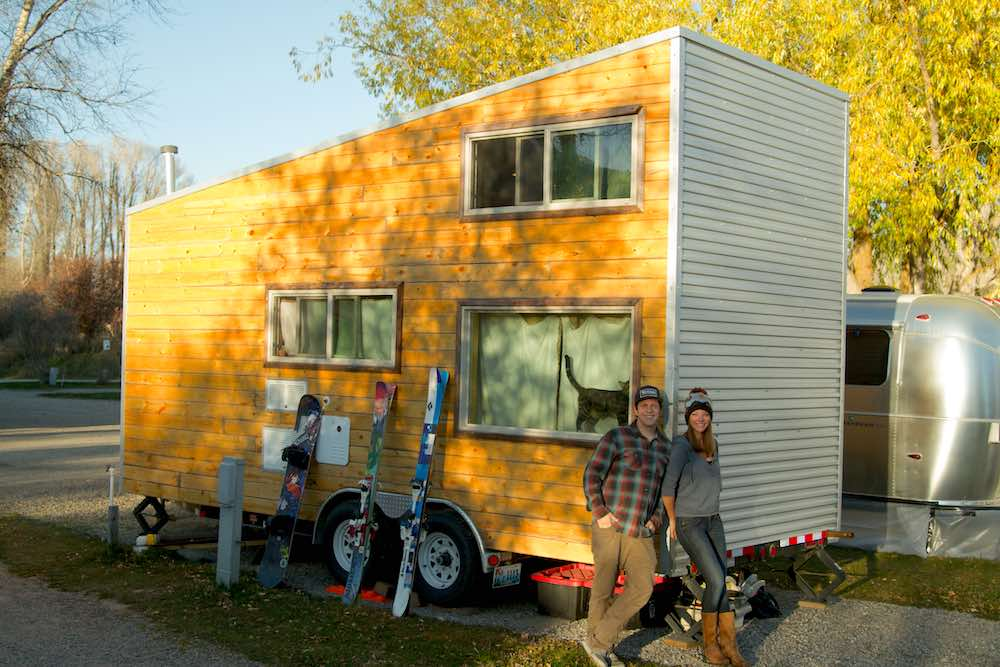 Surprising How To Build Your Dream Mountain Tiny House Base Camp Teton Largest Home Design Picture Inspirations Pitcheantrous